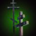 Крест Дубовый малый