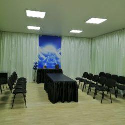 Новая услуга. Первый прощальный зал в городском округе Орехово-Зуево.